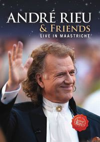 Cover André Rieu & Friends - Live In Maastricht [DVD]